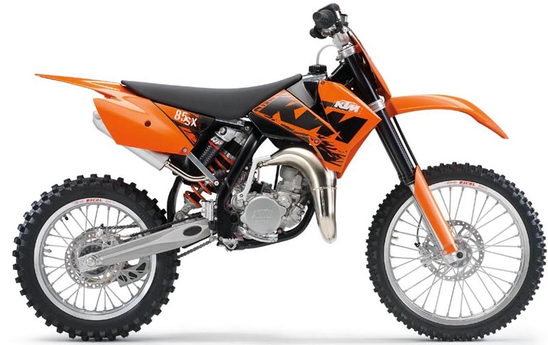 Ktm Sx Junior
